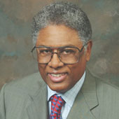 Sowell smiling