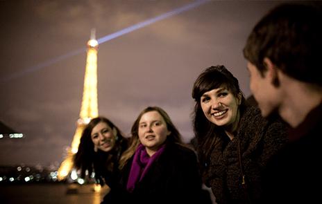 Paris shot