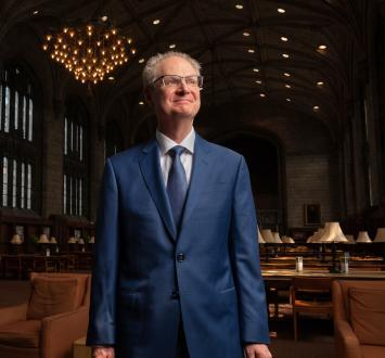 In return to UChicago, President Paul Alivisatos sees 'strength and opportunity'