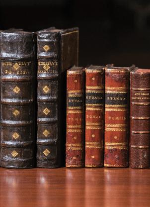 Rare book collection